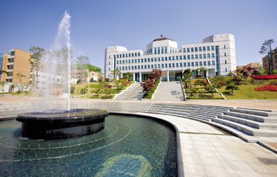 Университет Данкук (Чхонан, Южная Корея)