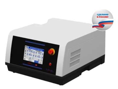 Инновационный лазерный аппарат для урологии - FIBERLASE U3